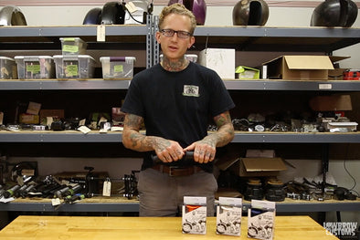 Video: Lowbrow Customs Fish Scale Grips Product Review