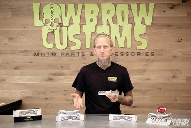 Video: Lowbrow Customs RTW Spark Plug Holder Review