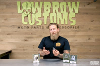VIDEO: Review - Lowbrow Customs Weatherproof Starter Ignition Key Switch for Custom Motorcycles