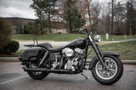 A chance to win the Pan-American custom motorcycle!