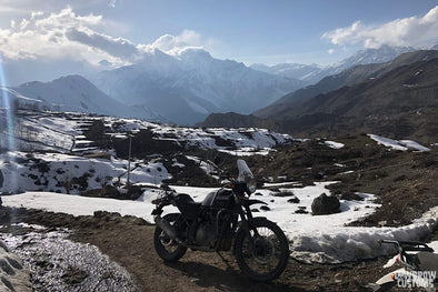 Ride To The Heavens - Kyle goes to Nepal -Lowbrow Customs