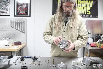VIDEO: S&S Super E Carburetor 101: Disassembly, Walk Through & Tuning