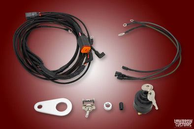 VIDEO: The Sportster Treatment Kit - Wiring Sportster Choppers Made Easy