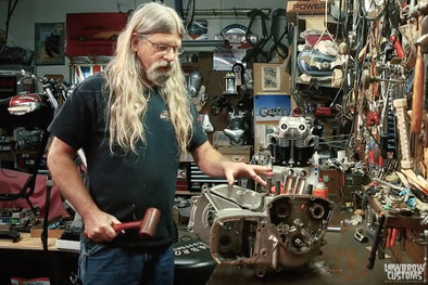 VIDEO: Triumph 650 Motorcycle Engine Disassembly & Rebuild Part 5