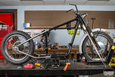 How To Install: Triumph Unit 650cc Bolt-On Hardtail