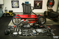 Panhead Jim Builds A Sportster Chopper – Part 2
