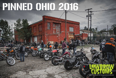 Lowbrow Customs At Pinned Ohio 2016
