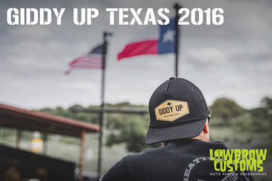 Lowbrow Customs at The Giddy Up 2016