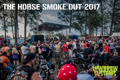 The Horse Smoke Out 18 - Lowbrow Customs