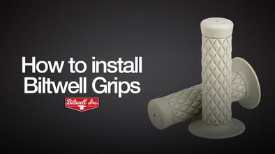 How To install Biltwell Grips