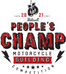 Biltwell People's Champ Build-Off - Lowbrow Customs Motorcycle Event & Racing Support