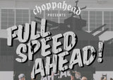 Full Speed Ahead Motorcycle Show - Lowbrow Customs Motorcycle Event & Racing Support