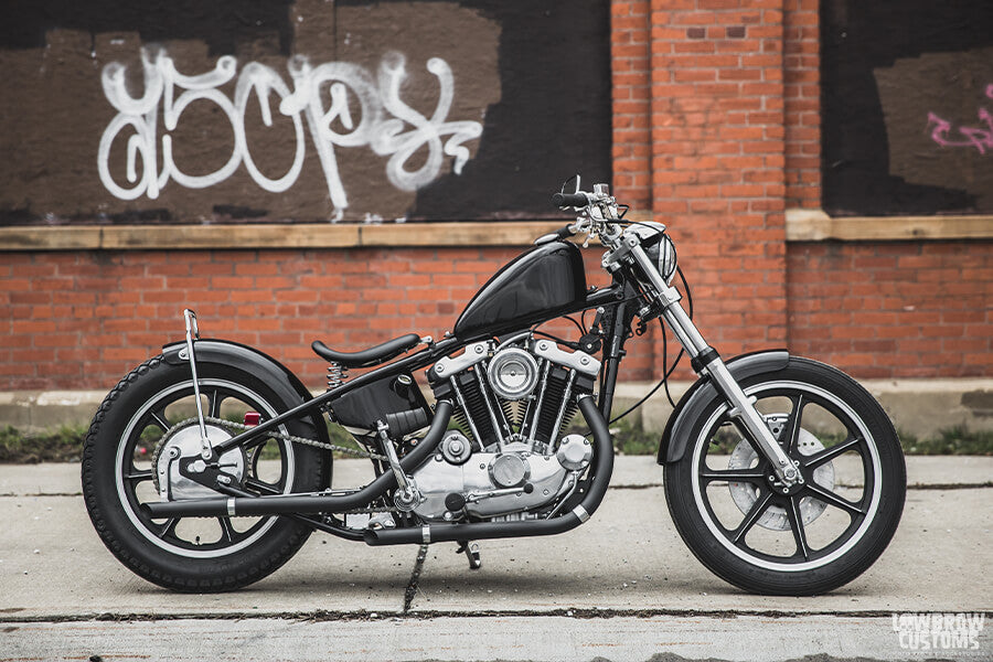 What does XL mean on a Sportster?