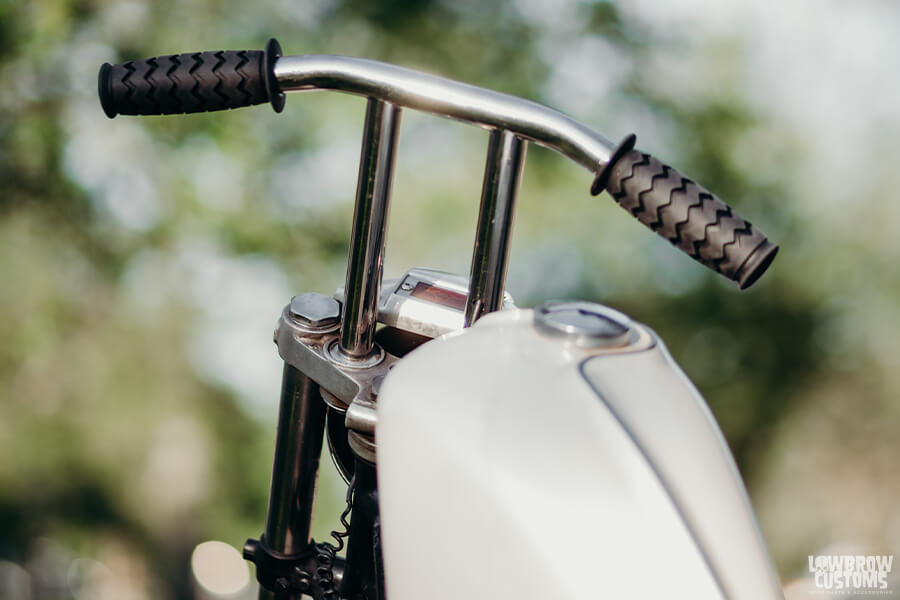 Motorcycle Handlebar Grips: How It's Made from Idea to Finished Product