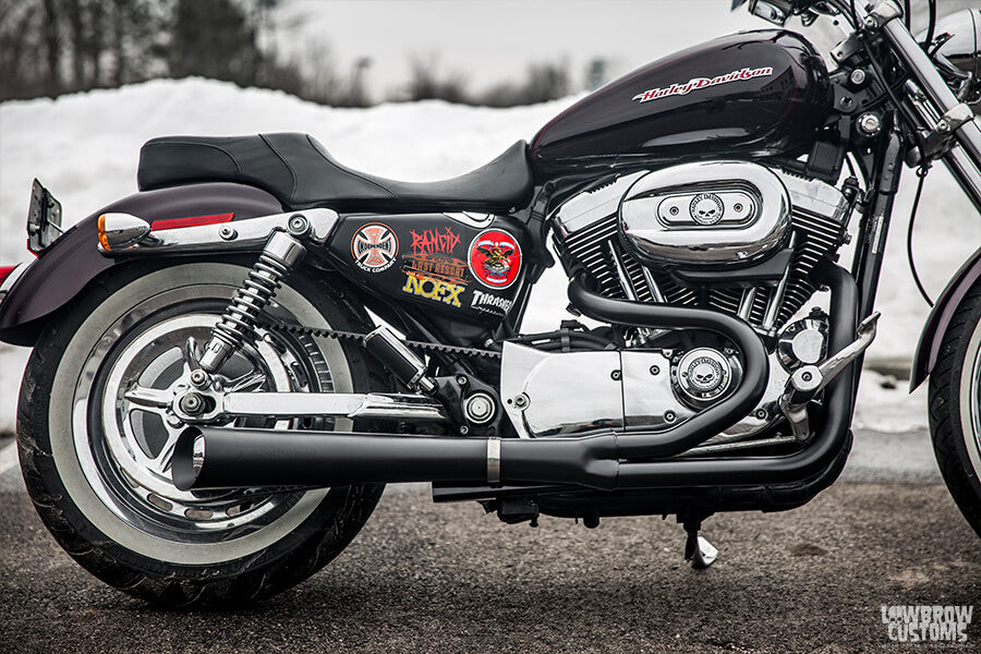 How It's Made Video: Lowbrow Customs by Kerker 2-into-1 Exhausts for Harley-Davidson Sportster Dyna FXR & Softail-Blog-Featured-6
