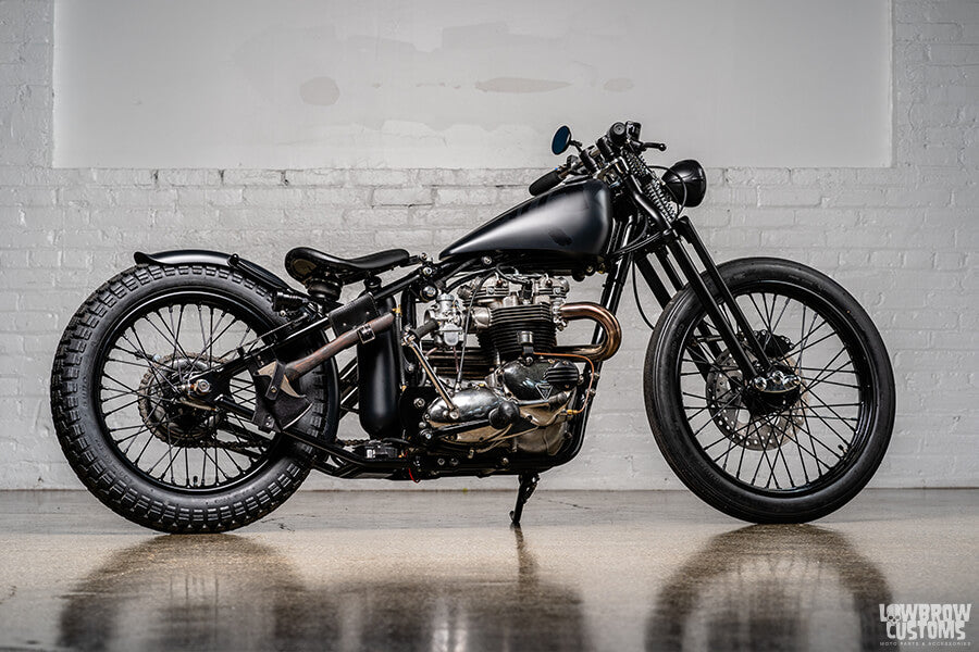 Build your own Bobber Motorcycle Kit