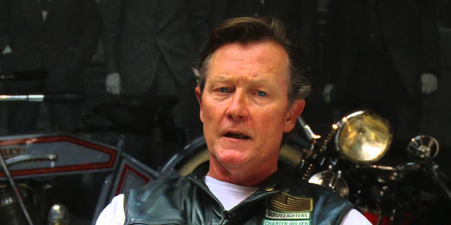 Robert Patrick is currently president of the Boozefighters MC Chapter 101.
