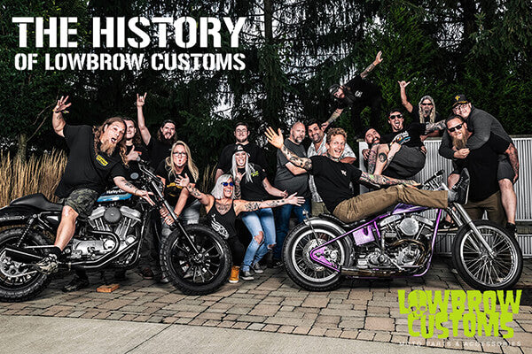 History of Lowbrow Customs