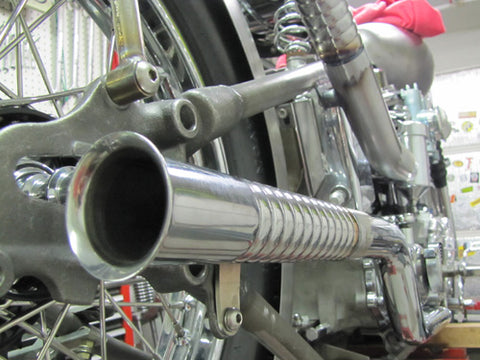 modify-custom-exhaust-panhead-chopper-ripple-pipe-photo-11