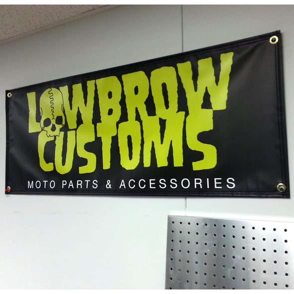 Moto Parts And Accessories Banner