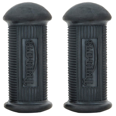 Foot Peg Rubbers for Triumph Motorcycles 1938-1967 OEM # NF704
