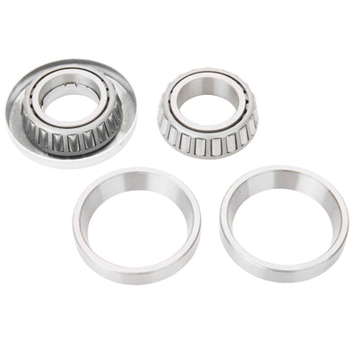 Triumph Neck Roller Bearing Conversion - modern bearings for your old Triumph motorcycle