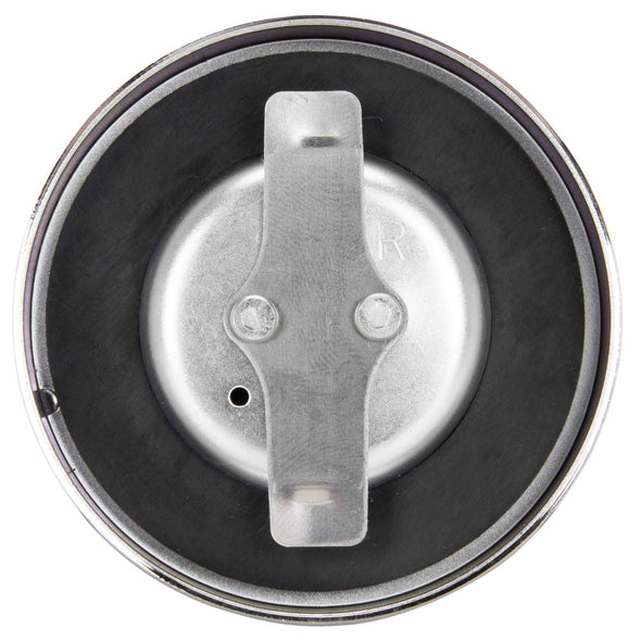 Bayonet / Cam Harley Stock Style Vented Gas Cap - Chrome