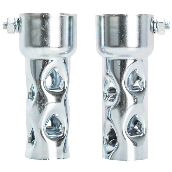 Baffles for 1-3/4 inch Exhaust Pipes - Universal - 4 inch
