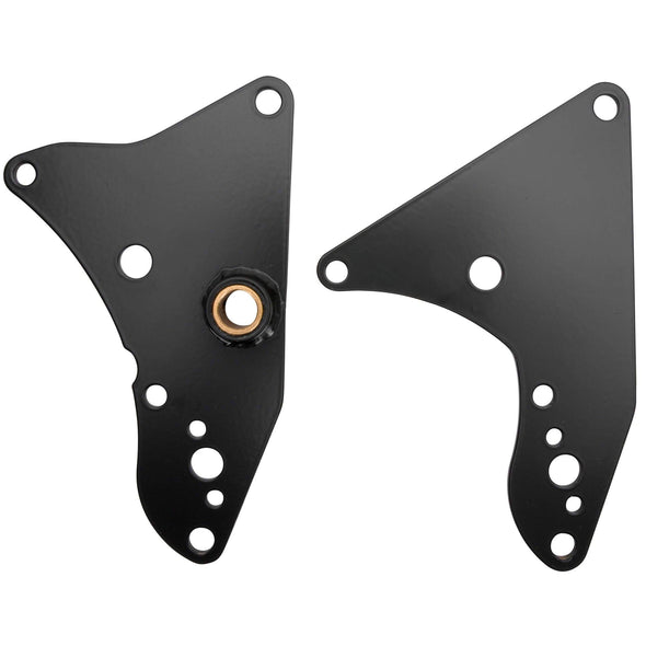 Rear Motor Mount Plates for Triumph Motorcycles - Stock Style  - 1963 - 1970 Triumph