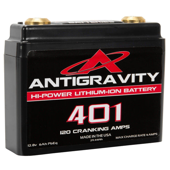Battery - 4 Cell - AG-401 Lithium Small Case
