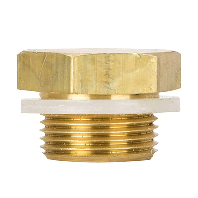 Brass Float Bowl Drain Plug for Amal Carburetors