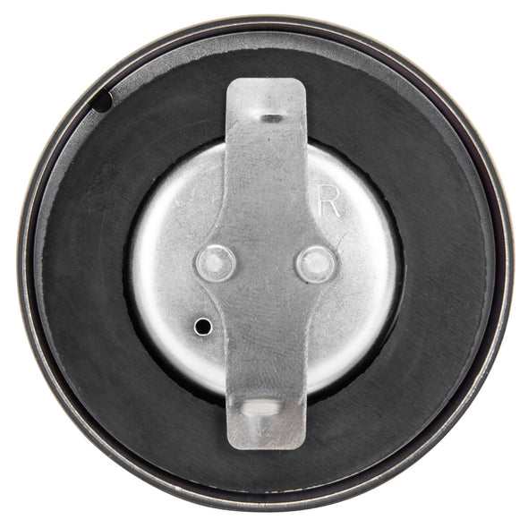 Bayonet / Cam Harley Style Vented Gas Cap - Black