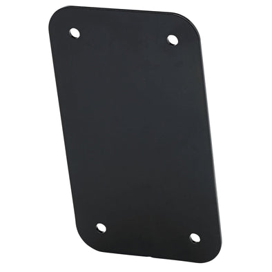Shock Mount License Plate Bracket