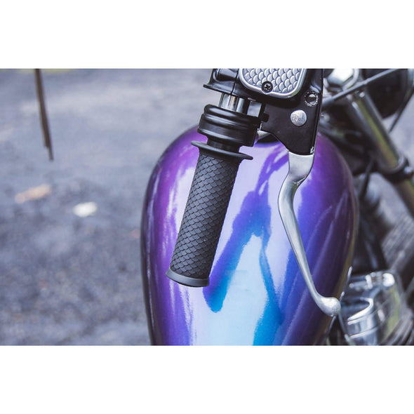 Fish Scale Grips - Black - 1inch