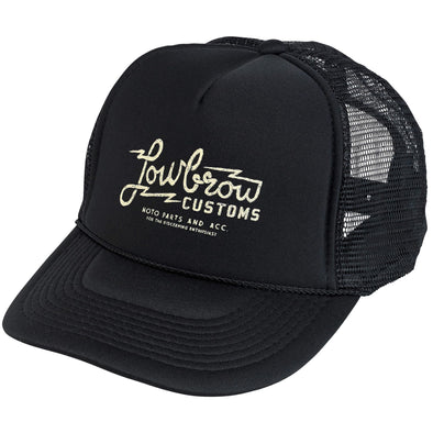 Parts and Accessories Trucker Hat - Yellow Logo
