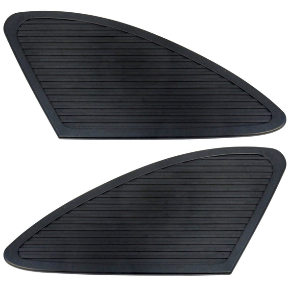 Rubber Knee Pads for Blackbird Legacy and Blackbird Legacy Slimline Gas Tanks