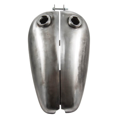 WX Split Gas Tanks - Bolt-On for 1936 - 1984 Big Twin Harley-Davidsons - 2.25 gallon