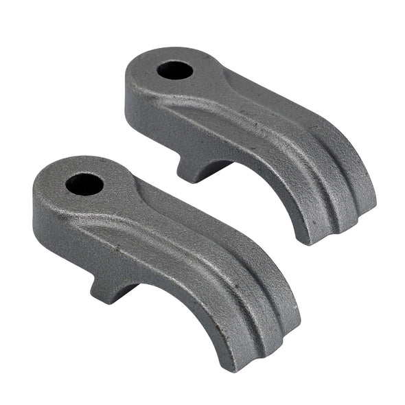 Cast Steel Coped Mounting Tabs
