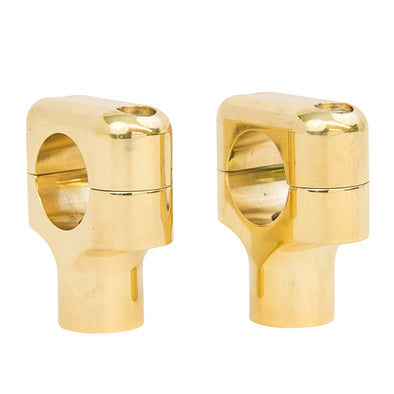Brass Risers- 1 inch Bars