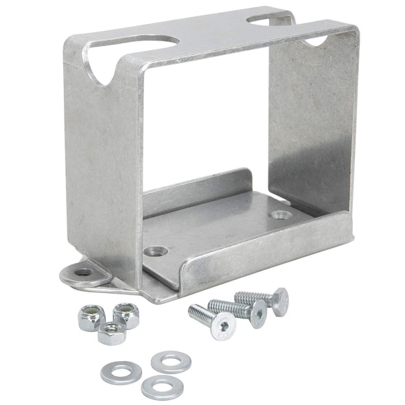 Antigravity 12 Cell Universal Battery Box - Tumbled Aluminum