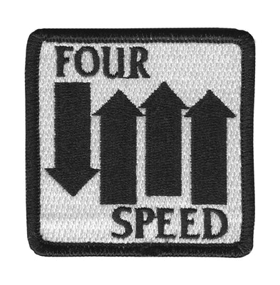Four Speed Patch