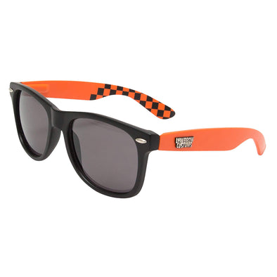 Black & Orange Sunglasses