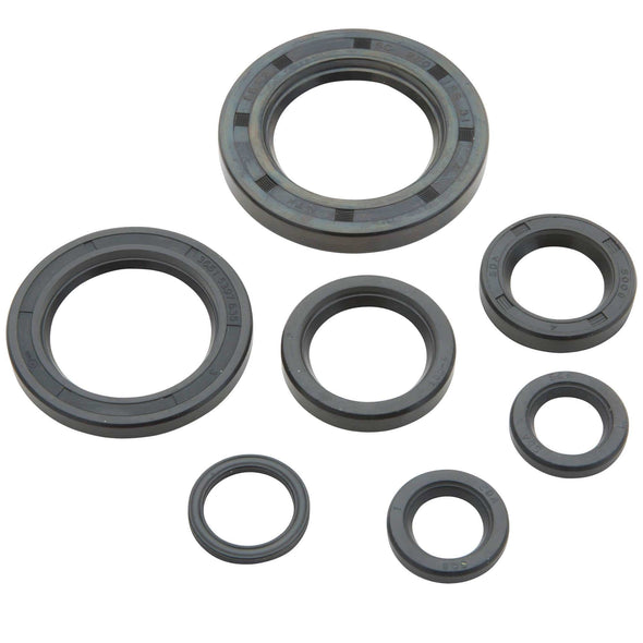 Engine Oil Seal Kit - 7 Piece - 1963 - 1972 Triumph Unit 650