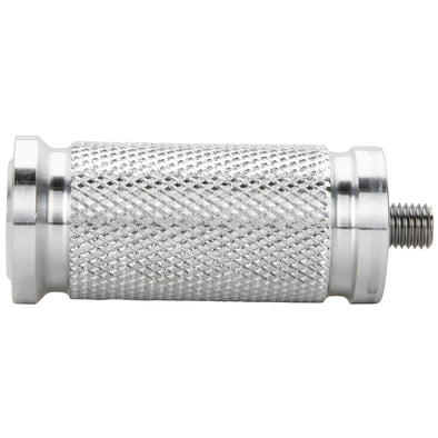 Pursuit Shifter Peg for Harleys - Raw Aluminum
