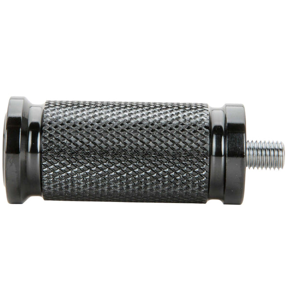 Pursuit Shifter Peg for Harleys - Black Aluminum