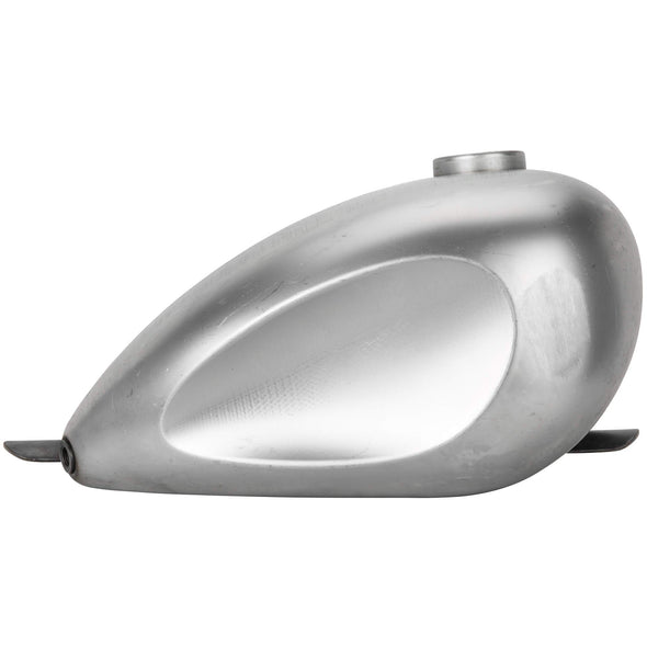 Dished Wassell Peanut Frisco Mount Shallow-Tunnel Gas Tank - 2.2 gal