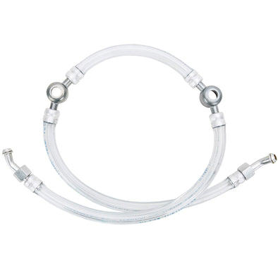 Triumph 68-70 T120 Fuel Line Assembly Stock Style