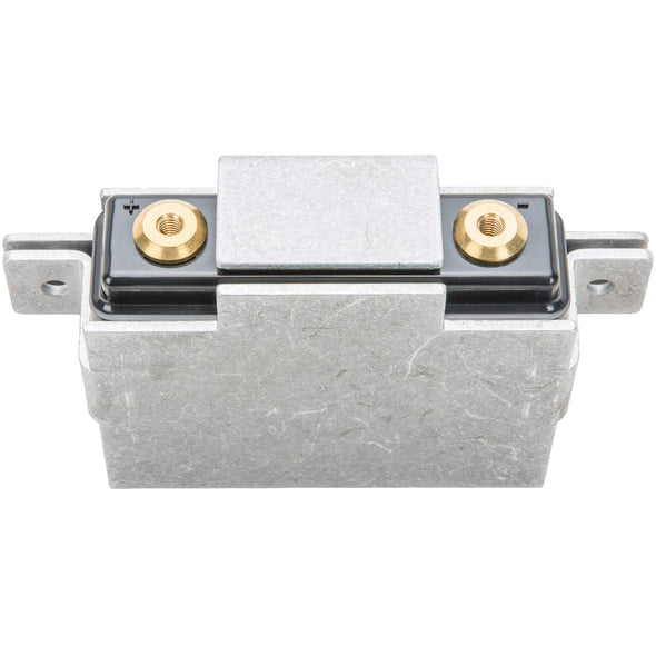 Antigravity 4 Cell Universal Battery Box Flat Mount - Tumbled Aluminum
