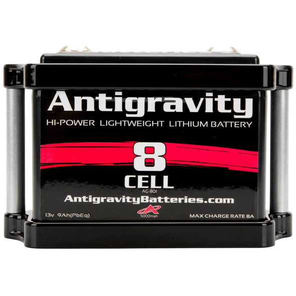 Battery Box for Antigravity 8 Cell Batteries - Black