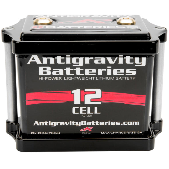 Battery Box for Antigravity 12 and 16 Cell Batteries - Black